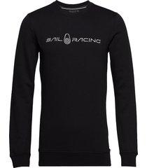 bowman sweater sweat-shirt trui zwart sail racing