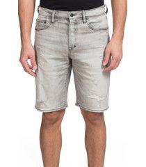 men's prps distressed jean shorts