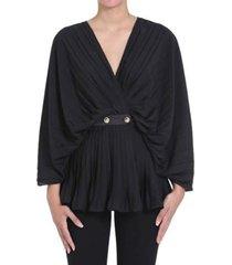 blouse plisse shirt