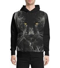 moletom stompy black panther masculino