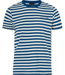 t-shirt bill striped tee