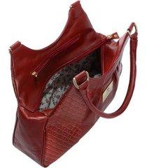 bolsa de couro feminina - feminino