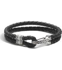 men's john hardy men's classic chain station bracelet