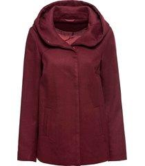 giacca in simil lana (rosso) - bodyflirt