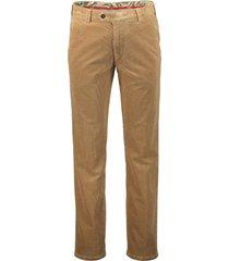 meyer pantalon bonn - modern fit - beige