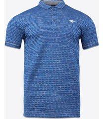 polo shirt korte mouw gabbiano denim 23114 poloshirt cobalt