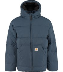 carhartt byrd padded jacket