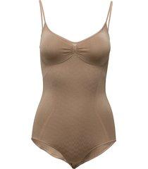 samoa lingerie shapewear tops beige max mara hosiery