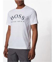 boss men's tee cotton t-shirt