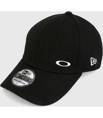 gorra negro oakley tinfoil 2.0