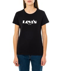 levi's t-shirt donna levi' s the perfect tee 17369-1250