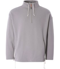 uniform bridge pullover sweatshirt | grey | ubpull-gry