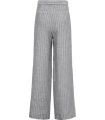 broek van 100% linnen pasvorm cornelia van peter hahn multicolour