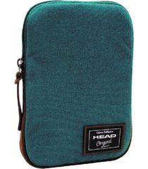 funda torino tablet 8 verde petroleo head