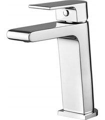 misturador monocomando de mesa para lavatório like cromado