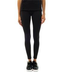 high-waisted tight leggings