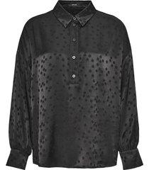 opus blouse met stippen fatilla