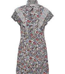 dress dresses everyday dresses svart see by chloé
