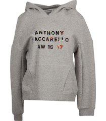 anthony vaccarello sweatshirts
