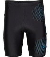 speedo gala logo jammer am black/blue 1 swimwear briefs & speedos svart speedo