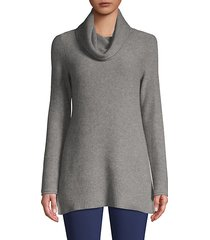 cowlneck cashmere sweater