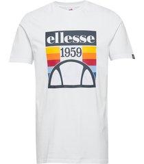 el pirozzi tee t-shirts short-sleeved vit ellesse