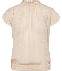 day sound blouses short-sleeved guld day birger et mikkelsen
