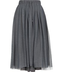 fabiana filippi tulle pleated skirt