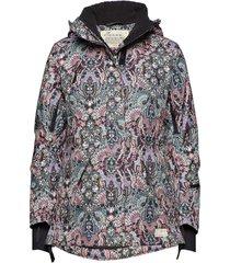 love-alanche jacket outerwear sport jackets multi/mönstrad odd molly active wear