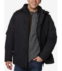 nautica men's 3-1 systems jacket