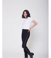 pantalón negro julien franklin