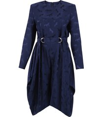 silk and viscose dress