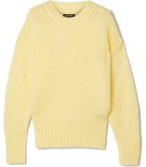 estelle mohair-blend sweater