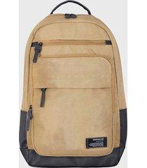 mochila  city laptop 651 marrón xtrem