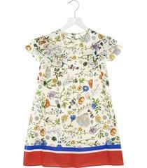 gucci flora festival dress