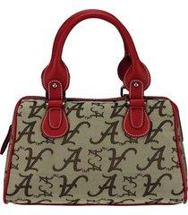 alabama crimson tide officially licensed the velvet collegiate handbag