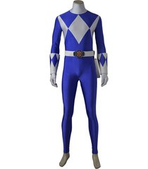 zyuranger tricera ranger cosplay costume halloween jumpsuit zentai catsuit