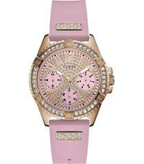 reloj guess lady frontier/w1160l5 - rosado