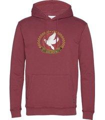 liberty hoodie hoodie trui rood les deux