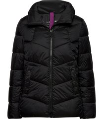 outdoor jacket no wo fodrad jacka svart gerry weber edition