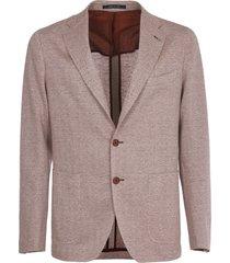 tagliatore blazer in rusty tones