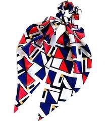 pañuelo colet mosaico rojo viva felicia