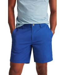 bonobos stretch washed chino 7-inch shorts, size 38 in new indigo at nordstrom