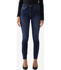 women's jennie mid rise big t jeans