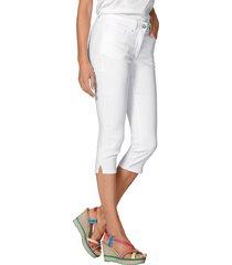 capri-jeans amy vermont wit