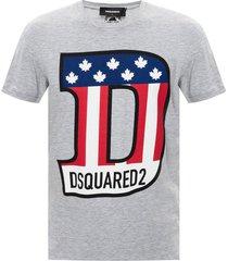 -logo t-shirt