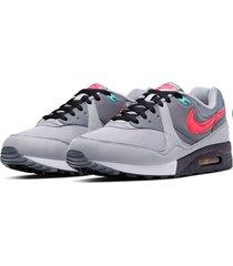 8-zapatillas de hombre nike air max light-gris