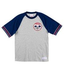 mitchell & ness men's minnesota twins team captain t-shirt