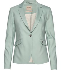 blake night blazer sustainable blazer kavaj grön mos mosh