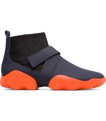 camper dub, sneaker uomo, blu/nero, misura 46 (eu), k300072-014